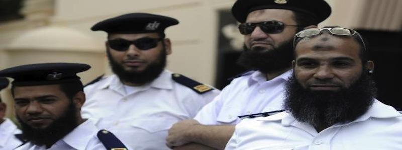 barbe police égypte sunna