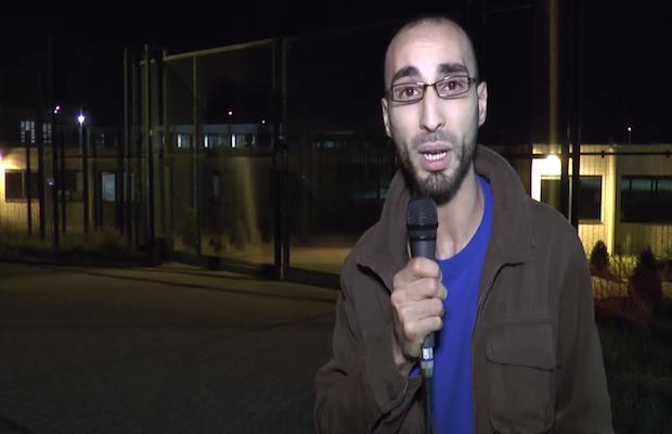 détenus musulmans fauçal Cheffou