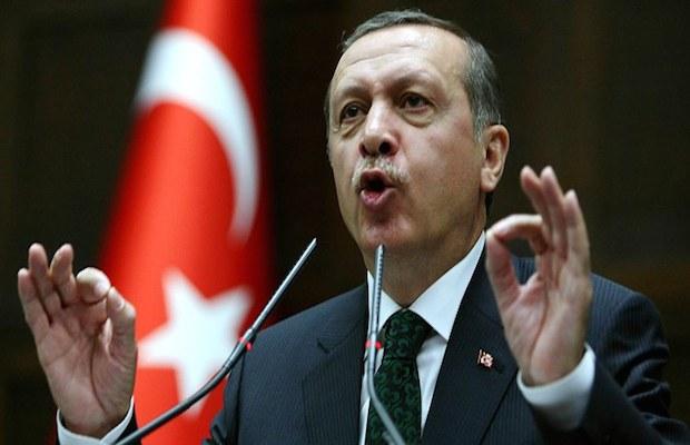 Erdogan a accusé Israël de « surpasser Hitler en barbarie », au douzième jour du massacre de de l'armée d'occupation israélienne contre la bande de Gaza.