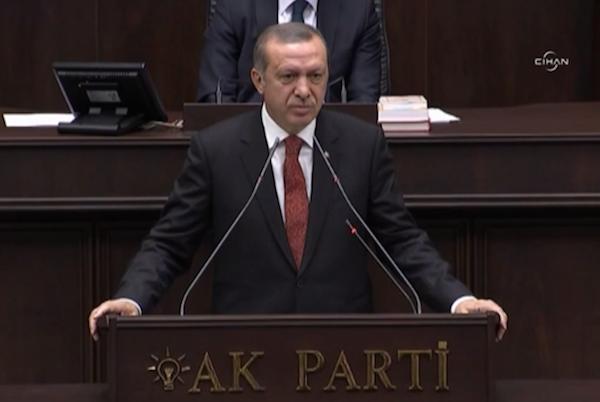 "Turquie : Erdogan accuse Israël de ""terrorisme d'État"""