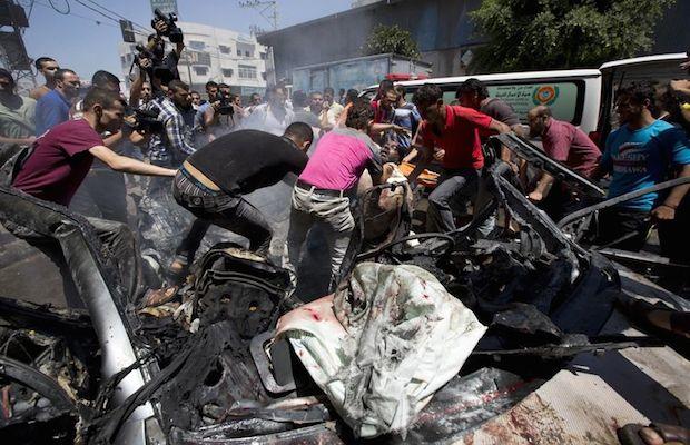 raids israéliens