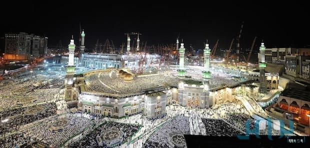 millions musulmans mecque