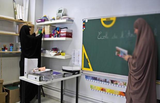 Une première en France à l'initiative de deux mamans musulmanes qui envisagent de créer un collège non-mixte dans deux ans.