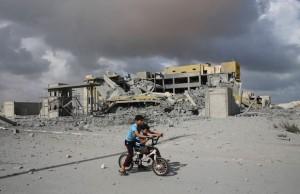 gaza genocide shoah