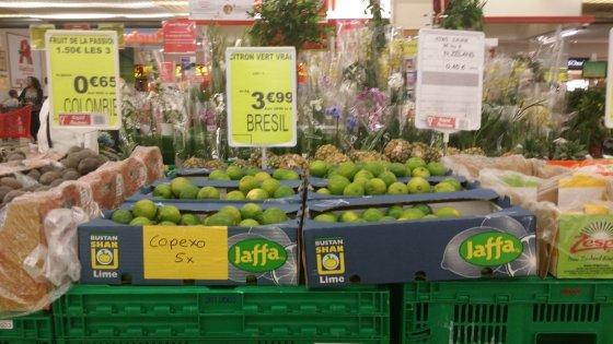 Auchan de Montgeron-Vigneux (91) @europalestine.com