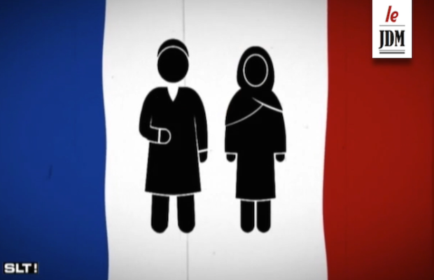 bon musulmane en France
