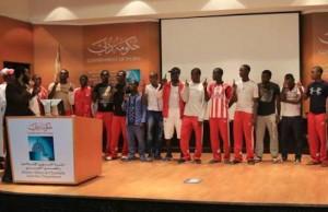 equipe de foot islam