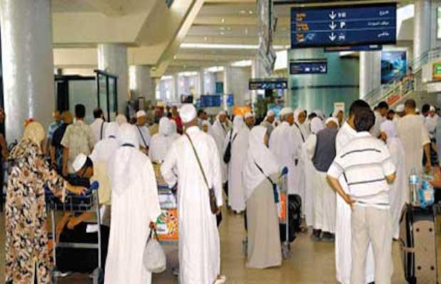 Hajj algérie pélerinage