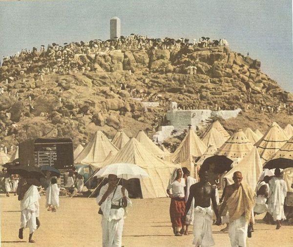 le mont arafat