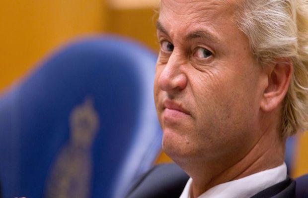 islamophobe Geert Wilders