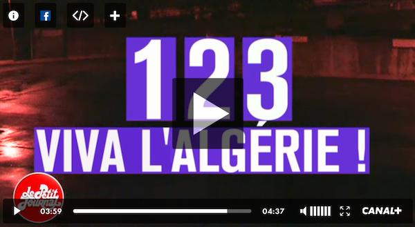 viva l algerie