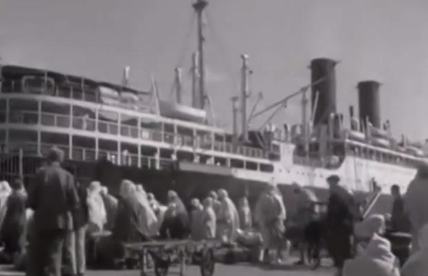 vidéo la mecque algerie hajj bateau