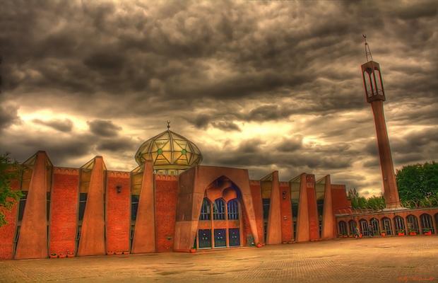 Adhan mosquée de Glasgow