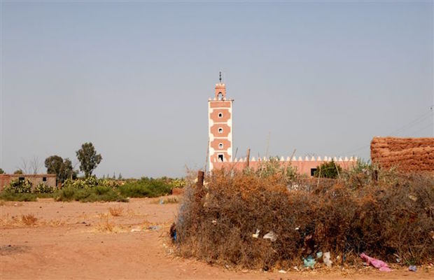 Mosquée douar marrackech