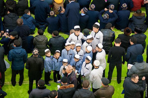 kazakhstan musulman enfant