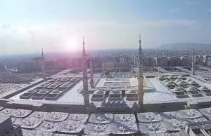 mosquee du prophete medine