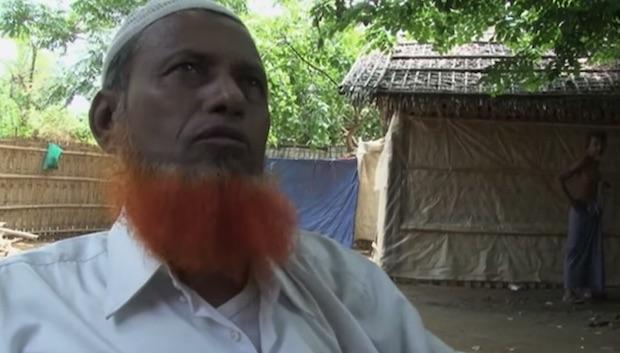 birmanie rohyngas