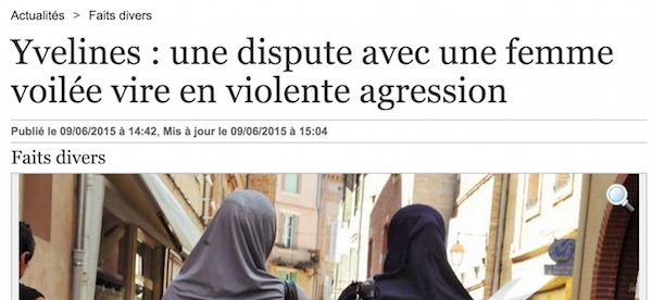 mensonge agression