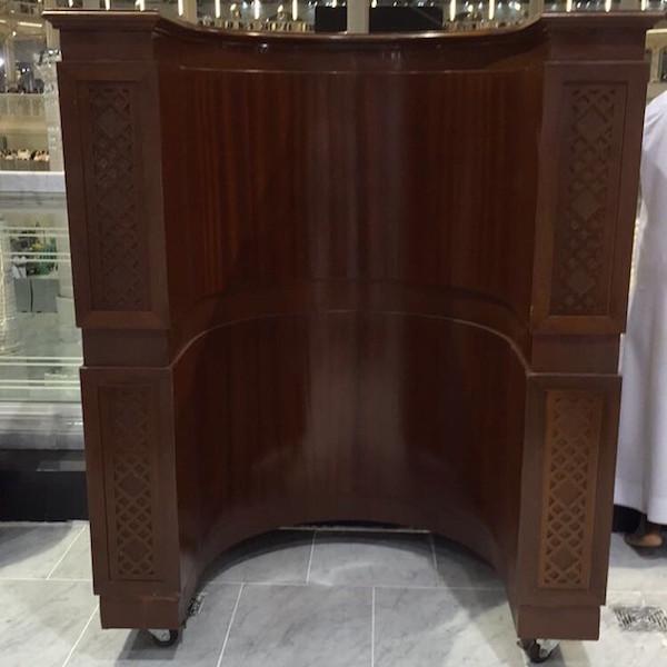 tarawih mihrab