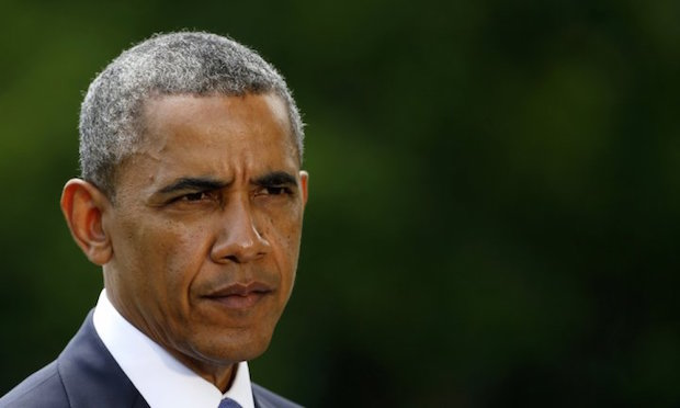 Barack Obama aid al fitr
