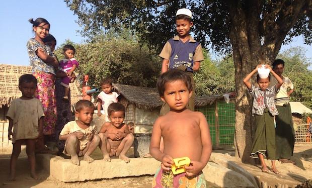 Rohingyas reportage