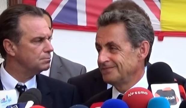 Sarkozy algerie Tunisie