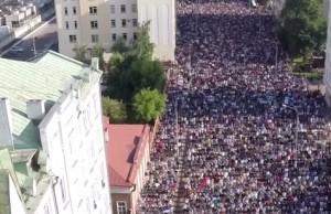 aid al fitr drone Moscou