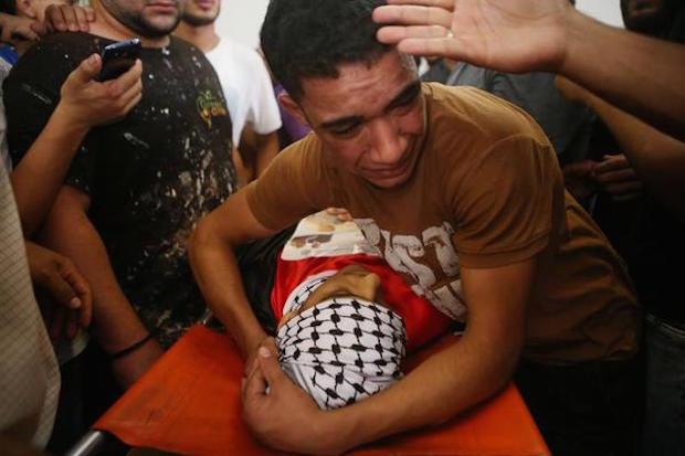 jeune palestinien