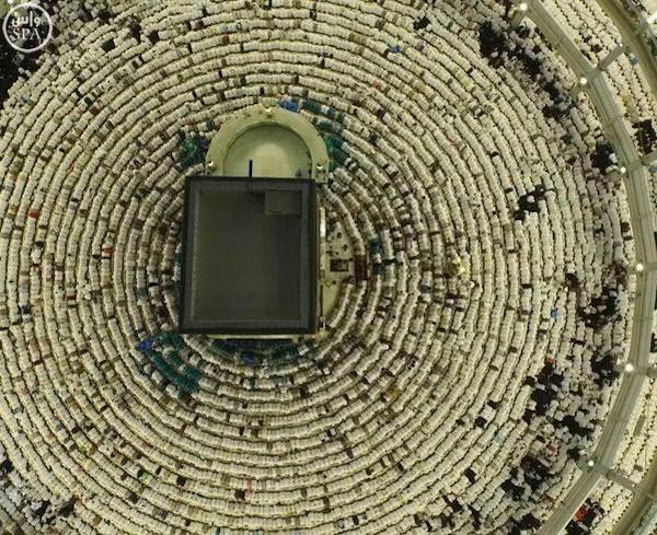 mecque ramadan 2015