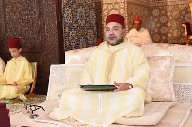 femmes musulmans roi maroc cadeau