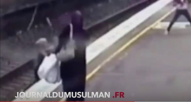 heros musulmane voilée