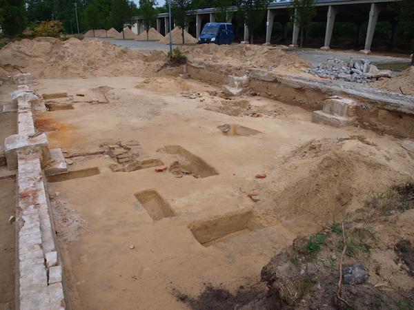 archeologie mosquee allemande