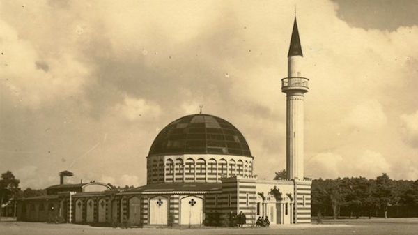 mosquee 100 ans