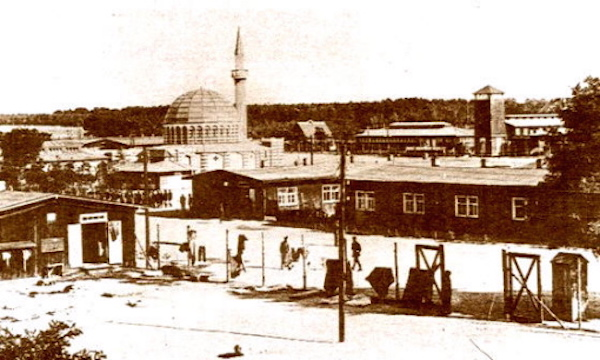 mosquee bois allemagne