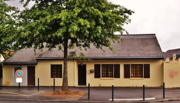 a mosquée Al Mohsinine, située quartier Bottière à Nantes