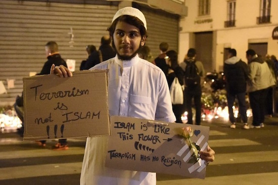 terrorisme musulman paris