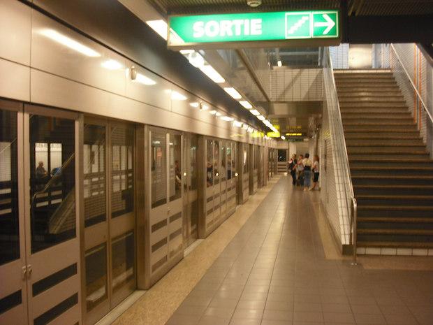 métro de Toulouse