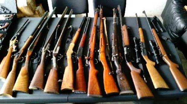 islamophobes armes