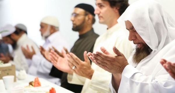 Justin Trudeau INVOCATIONS