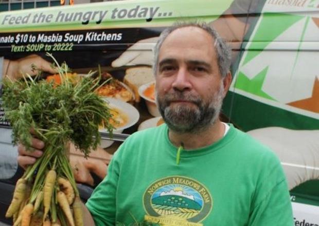 don agriculteur musulman charité bio