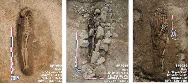 LES PLUS anciennes tombes musulmanes