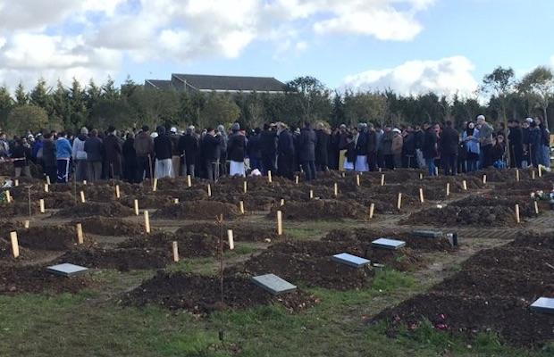 convertie islam mort mourir décès