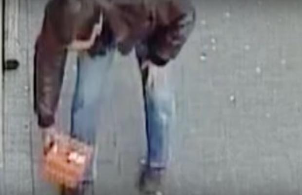 homme suspect mosquée Al Buraq à Malines