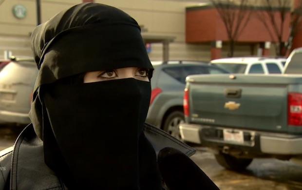 niqab islamophobie musulmane jeune
