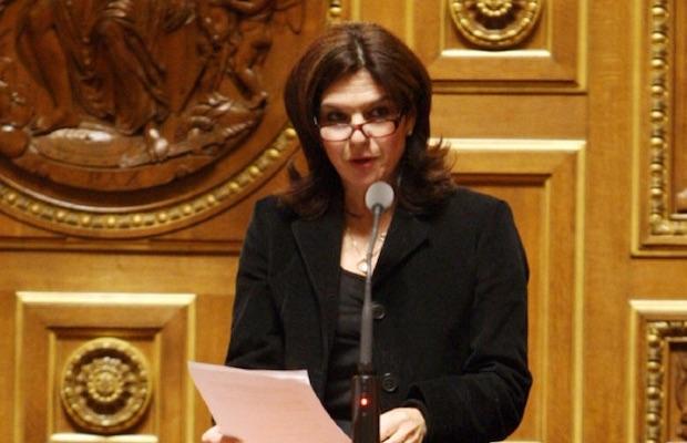 Nathalie Goulet don tsahal