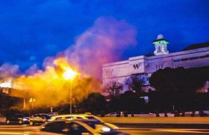 mosquée de Madrid