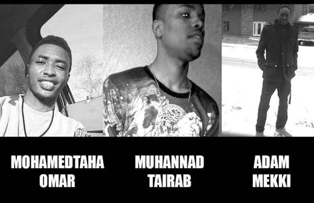 jeunes musulmans meurtre