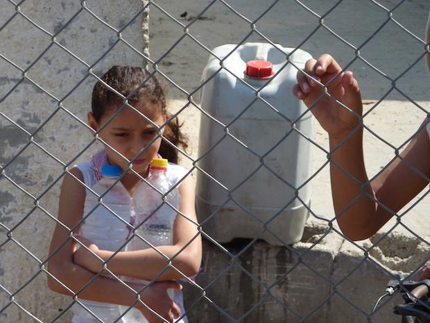 Cisjordanie occupee