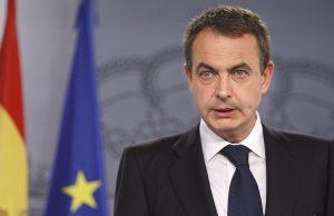 Jose Luis Zapatero islamophobie