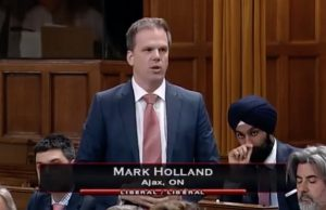 Mark Holland ramadan canada
